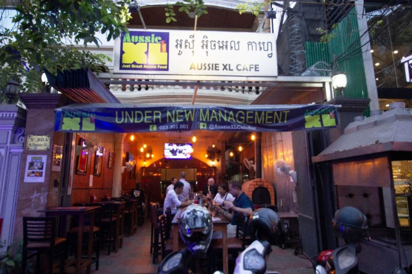 Expat-Owned Business AUSSIE XL CAFE in BKK 1