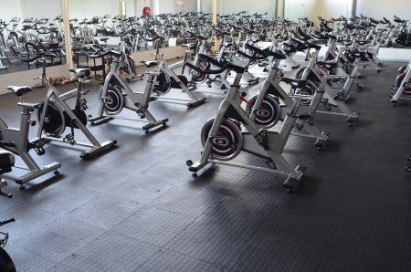 Gyms and Wellness Centers are available in almost every major area