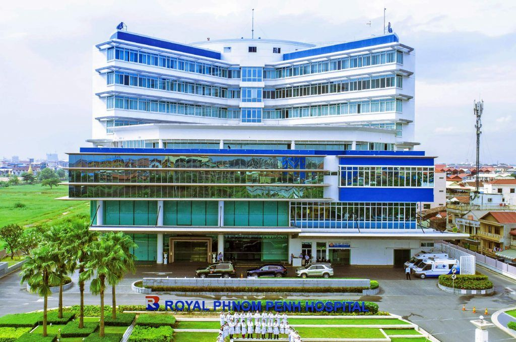 Phnom Penh Expat Friendly Hospitals