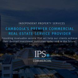 IPS Commercial Real Estate Website Launch