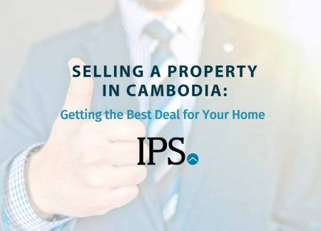 Selling Property in Cambodia